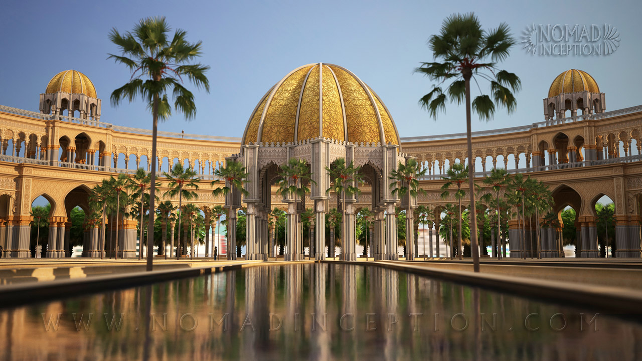 Modern Architecture: Worldwide Moroccan Architecture And Decoration Services