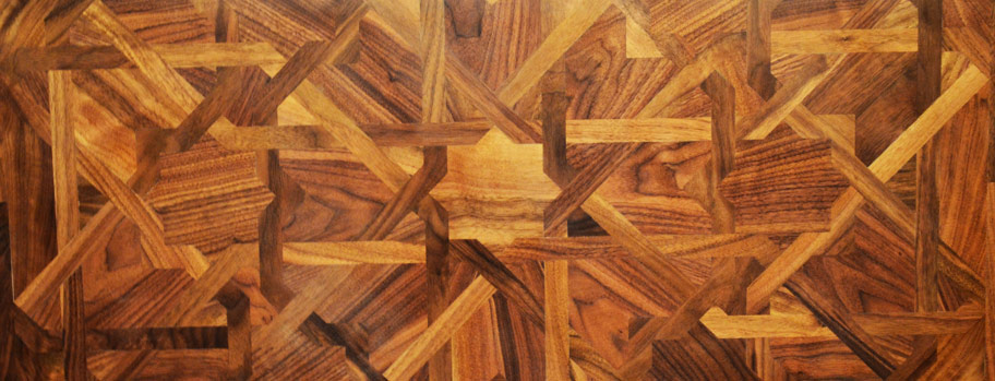 Al Andalus contemporary luxury wood floors...