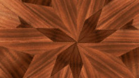 Parquet floor illustration extreme close up